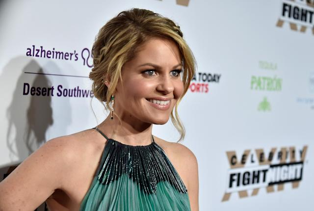 Candace Cameron Bure is standing up for herself. (Photo: Getty Images)