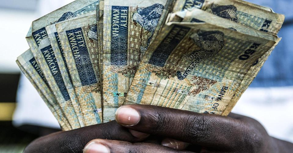 Waldo Swiegers   Bloomberg   Getty Images. As Zambia's currency swoons, a local report says the country's president has called for a national day of prayer to reverse the country's fortunes.