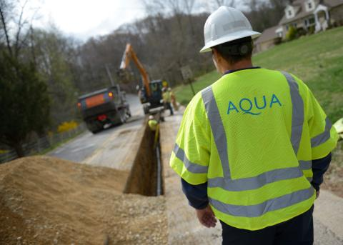 Aqua America Plans Over $555 Million in Capital Investment in 2019