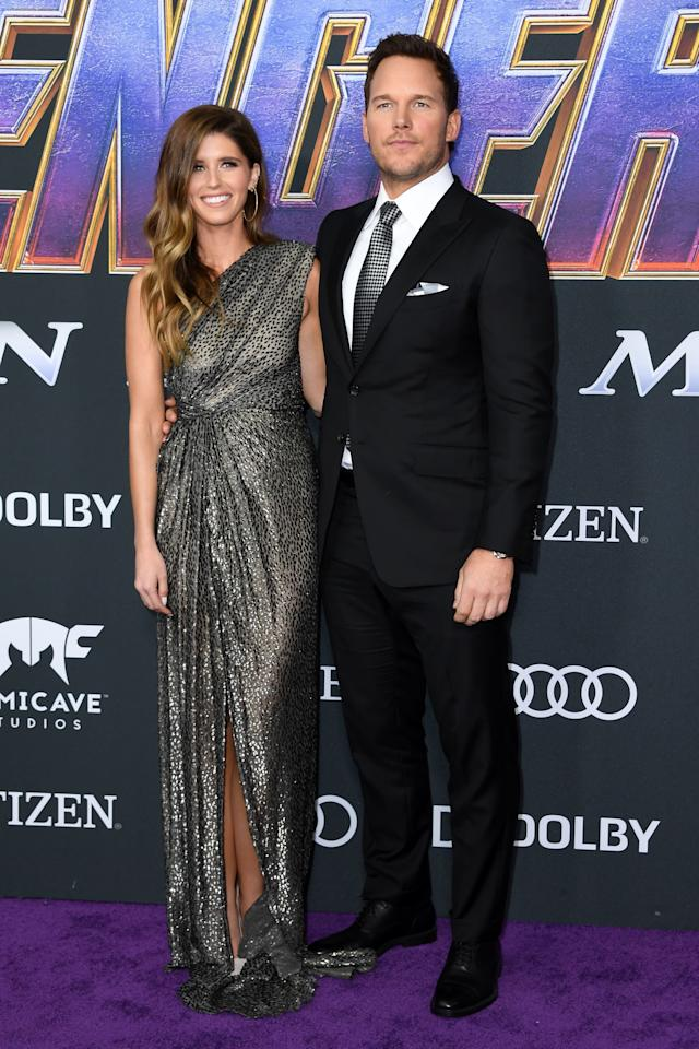 """Newlyweds<a href=""""https://people.com/tag/chris-pratt/"""">Pratt</a> and<a href=""""https://people.com/tag/katherine-schwarzenegger/"""">Schwarzenegger</a> met in a place that means a lot to them both individually and as a couple. Pratt <a href=""""https://www.youtube.com/watch?time_continue=7&v=J8RxjSiLujU"""">said</a> of their meeting, """"We met at church! There's a lot of kismet, a lot of connections, but that is where we met."""" The couple — who got <a href=""""https://people.com/movies/chris-pratt-katherine-schwarzenegger-engaged/"""">engaged</a> after seven months of dating and <a href=""""https://people.com/movies/chris-pratt-katherine-schwarzenegger-married/"""">tied the knot</a> in June 2019 — are frequently seen attending Sunday services together."""