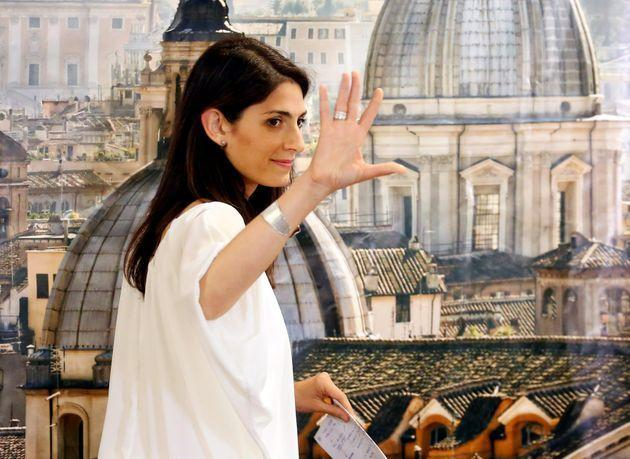 Rome's newly elected mayor Virginia Raggi, of 5-Star Movement, gestures during a news conference in Rome, Italy June 20, 2016. REUTERS/Remo Casilli (Photo: Remo Casilli via Reuters)