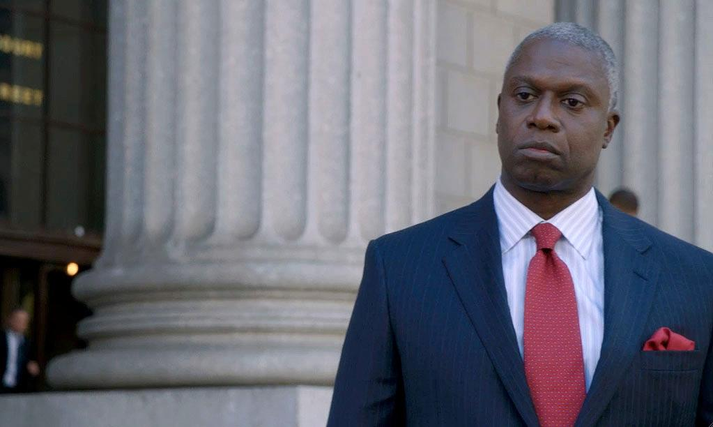 Counselor James Bayard Ellis (Andre Braugher): A very high-end, overtly brilliant lawyer who represents Michael Wedmore pro bono.