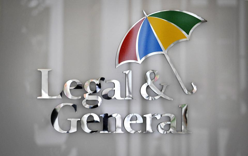 Legal & General has hiked its shareholder dividend payout as it saw half-year earnings rebound back above £1 billion (PA) (PA Wire)