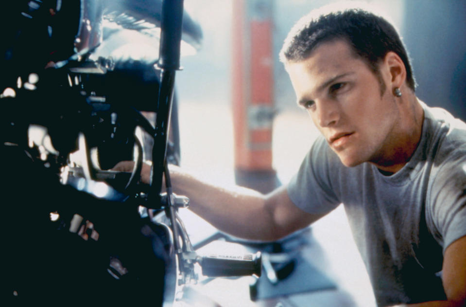 Chris O'Donnell as Dick Grayson in <em>Batman Forever</em>. (Photo: Warner Bros./courtesy Everett Collection)