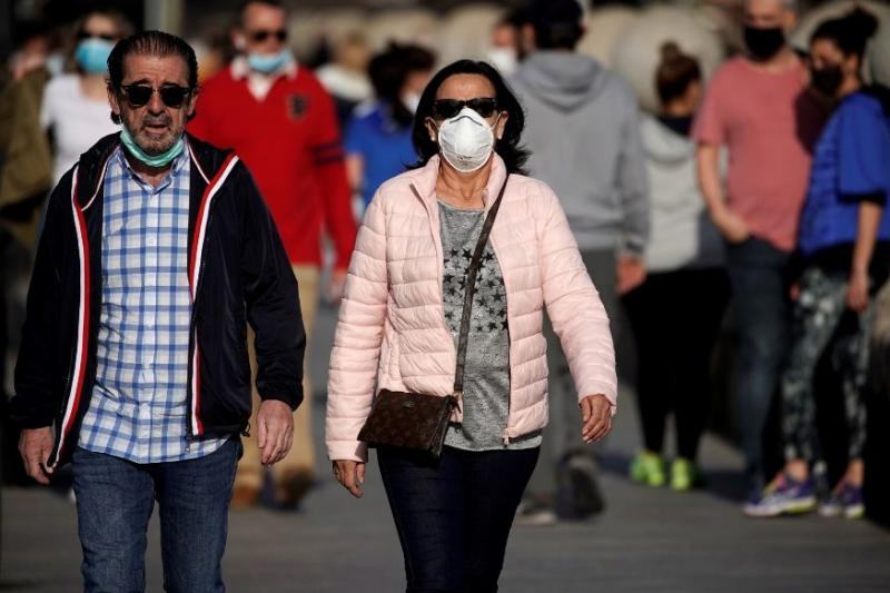 Spain Mandates Face Masks in all Public Spaces Due to Covid-19 Pandemic