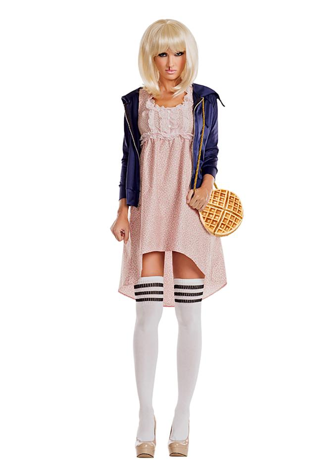 <p>It's perfectly fine to recreate future cult classic 'Stranger Things' characters – especially the hit that is Eleven. But is it really okay to sex up a 12-year-old and call it the 'Upside Down Honey' costume?<br /><i>[Photo: Halloween Costumes]</i> </p>