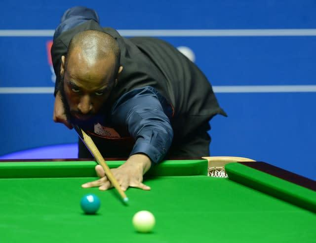 Rory McLeod has returned to the tour at the age of 49 (Anna Gowthorpe/PA)