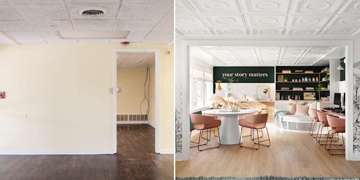 activity room before after 1