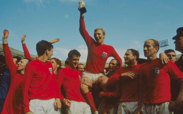The Telegraph's campaign began soon after the 50th anniversary gathering for England's 1966 World Cup winners - Getty Images Contributor