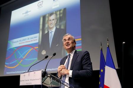 ECB should not rely too much on markets for inflation expectations - Villeroy
