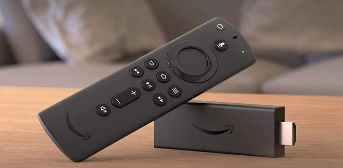 Get 25 percent off the Fire TV Stick with Alexa Voice Remote. (Photo: Amazon)