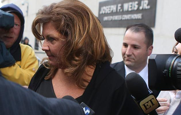 She's started her 366-day sentence for bankruptcy fraud, and Abby Lee Miller won't be dancing her way out of prison any time soon, with details having now been revealed of what she's doing behind bars. Source: AAP