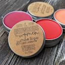 """<p><strong>redwoodsbeardco</strong></p><p>etsy.com</p><p><strong>$8.50</strong></p><p><a href=""""https://go.redirectingat.com?id=74968X1596630&url=https%3A%2F%2Fwww.etsy.com%2Flisting%2F811390008%2Fjumbo-size-lip-cheek-lacquer-1oz-cheek&sref=https%3A%2F%2Fwww.prevention.com%2Flife%2Fg30025627%2Fcheap-stocking-stuffers%2F"""" rel=""""nofollow noopener"""" target=""""_blank"""" data-ylk=""""slk:Shop Now"""" class=""""link rapid-noclick-resp"""">Shop Now</a></p><p>Made with natural ingredients like shea butter and coconut oil, these bestselling lip and cheek balms are the perfect hydrating addition to put in your Mom or BFF's stocking this year, especially with <a href=""""https://www.prevention.com/beauty/skin-care/g25230187/best-lip-balm-moisturizer/"""" rel=""""nofollow noopener"""" target=""""_blank"""" data-ylk=""""slk:chapped-lip"""" class=""""link rapid-noclick-resp"""">chapped-lip</a> season on the horizon. Just a few swipes give a pop of color that can be layered on for a deeper, more pigmented look. </p>"""