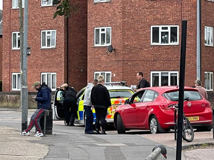 Armed police were called to a school in Lincoln on Monday. (Reach)