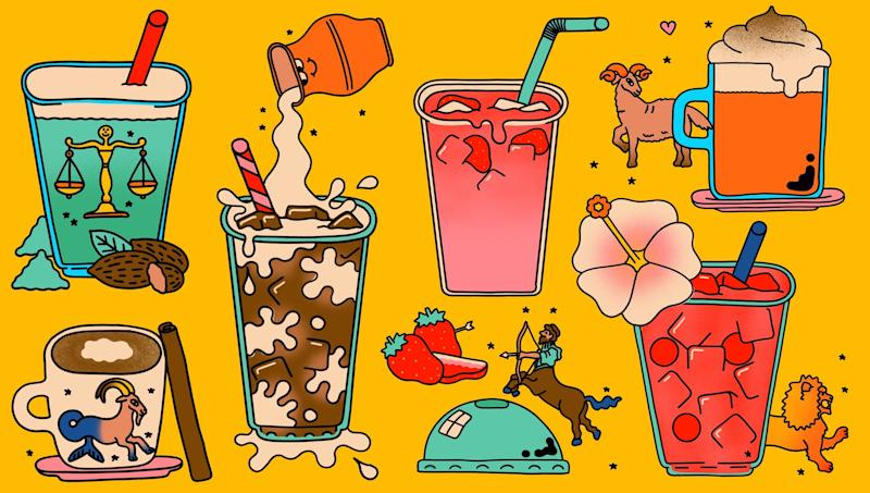 Your December Horoscope: A Very Specific Starbucks Order for Every Sign