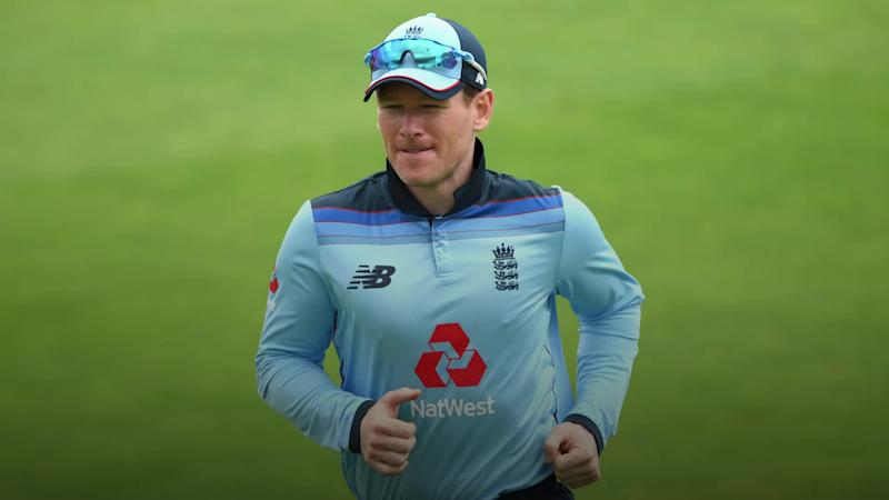 Eoin Morgan hoping England fringe players take their opportunity in Pakistan series