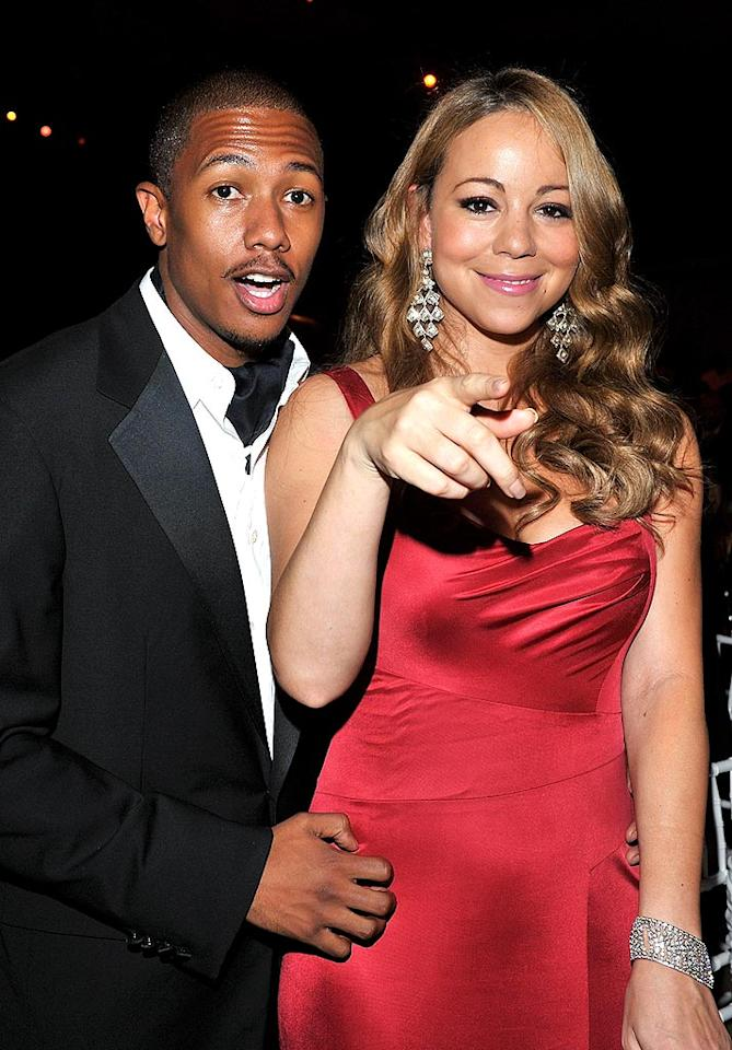 "Newlyweds Nick Cannon and Mariah Carey were, without a doubt, two of the evening's best dressed attendees. Lester Cohen/<a href=""http://www.wireimage.com"" target=""new"">WireImage.com</a> - October 15, 2008"