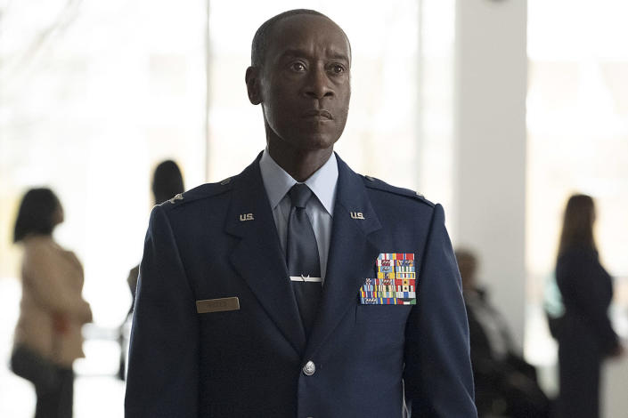 <p>The length, in seconds, of Don Cheadle's Emmy-nominated performance in <em>The Falcon and the Winter Soldier.</em></p>