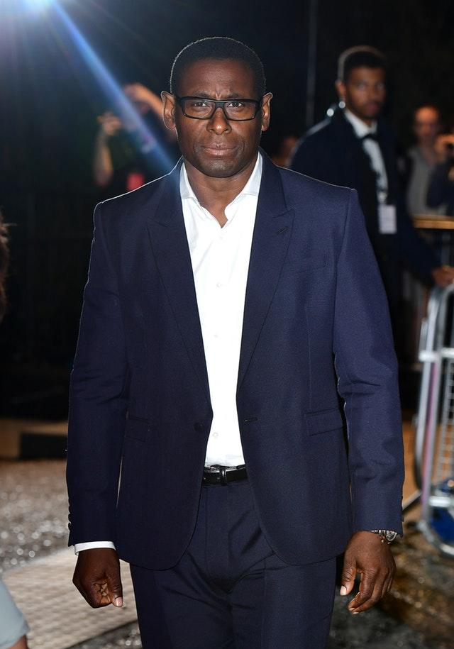 David Harewood made a BBC film about psychosis