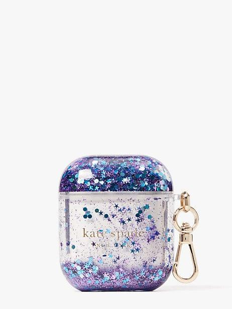 <p>This <span>Kate Spade New York Glitter Airpods Case</span> ($35) is a great stocking stuffer.</p>