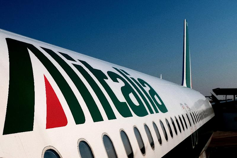 Alitalia went into administration in May after staff rejected a rescue plan involving staff and salary cuts