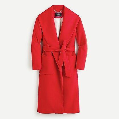 "<p><strong>J.Crew</strong></p><p>jcrew.com</p><p><strong>$398.00</strong></p><p><a href=""https://go.redirectingat.com?id=74968X1596630&url=https%3A%2F%2Fwww.jcrew.com%2Fp%2FAT698&sref=https%3A%2F%2Fwww.townandcountrymag.com%2Fstyle%2Ffashion-trends%2Fg29302944%2Fstatement-coats-for-winter%2F"" rel=""nofollow noopener"" target=""_blank"" data-ylk=""slk:Shop Now"" class=""link rapid-noclick-resp"">Shop Now</a></p>"
