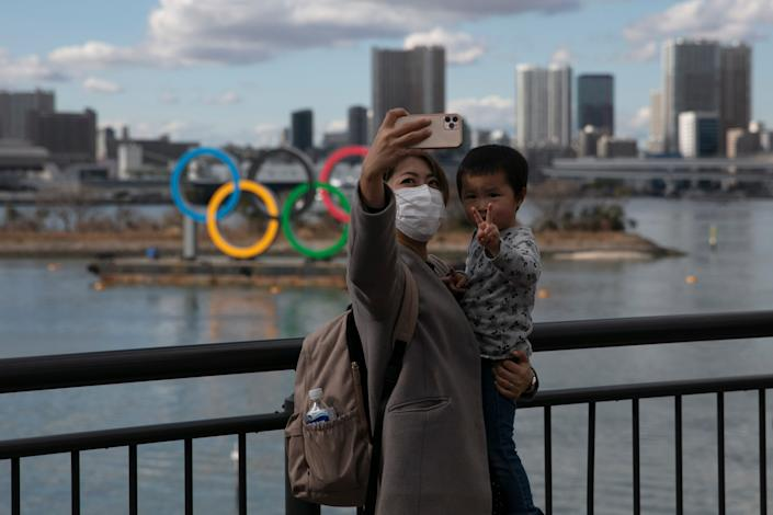 Tokyo is preparing for the Olympics this summer, but coronavirus fears threaten to delay the Games.