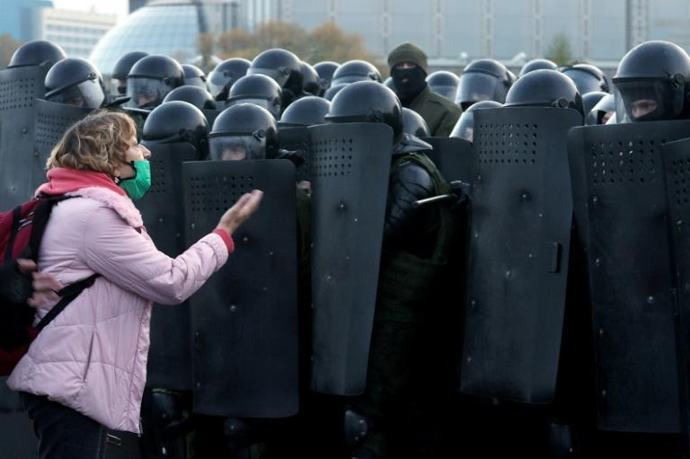 Sunday was the final day of an ultimatum set by the opposition for the embattled Lukashenko to resign