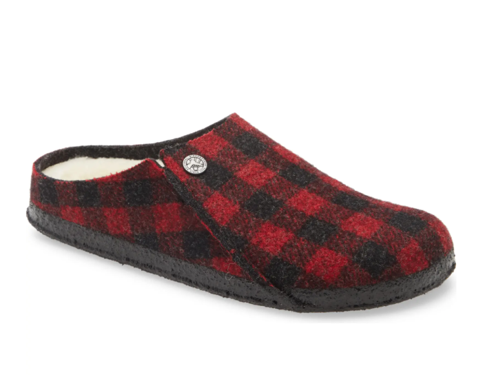 Zermatt Genuine Shearling Lined Slipper. Image via Nordstrom.