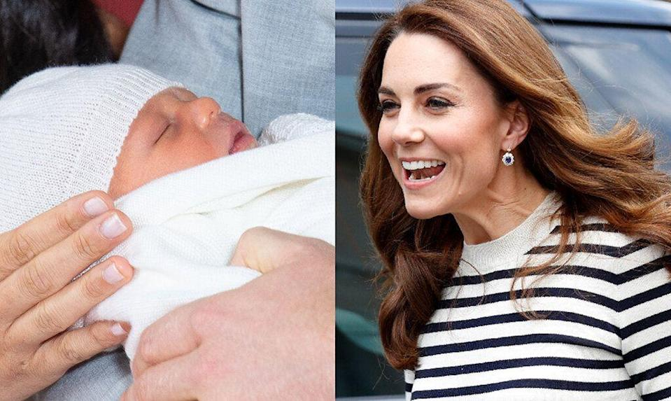 Kate Middleton, Baby Archie