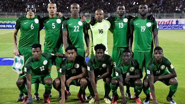 In a bid to add strength to their game against their European opposition, Gernot Rohr's men have hit the gym