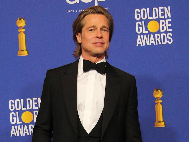 Brad Pitt thanks Bradley Cooper for helping him get sober