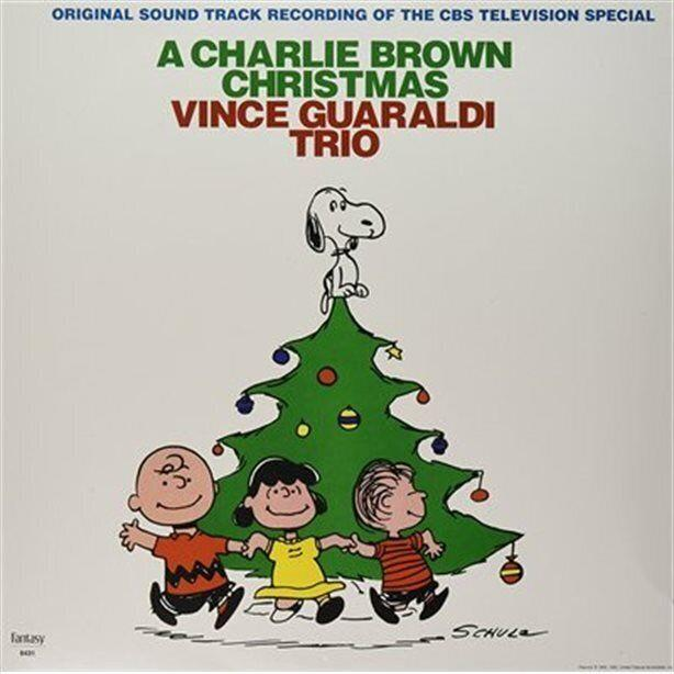 """Sure, your gift recipient may already have """"A Charlie Brown Christmas"""" on iTunes, and probably an old CD (as well as the DVD) but isn't everything better on vinyl? <a href=""""https://www.chapters.indigo.ca/en-ca/house-and-home/vince-guaraldi-trio-a-charlie/025218843119-item.html"""" target=""""_blank"""" rel=""""noopener noreferrer"""">Get it for $24 at Indigo.</a>"""