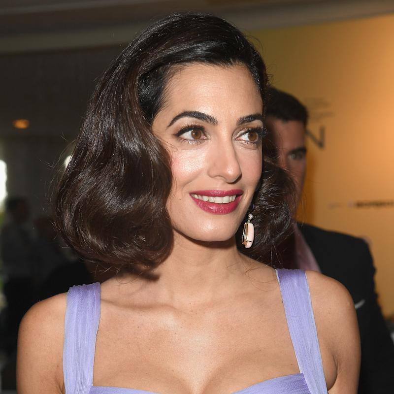 Amal Clooney Wins Best Power Brows In Hollywood