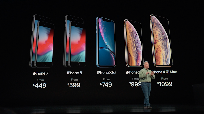 Phil Schiller, iPhone XS , iPhone XS Max, iPhone XR