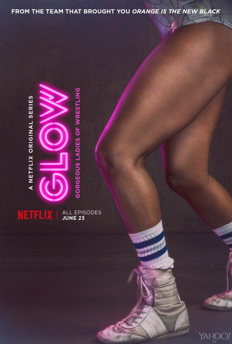 Sydelle Noel plays Cherry Bang in 'Glow' (Photo: Netflix)
