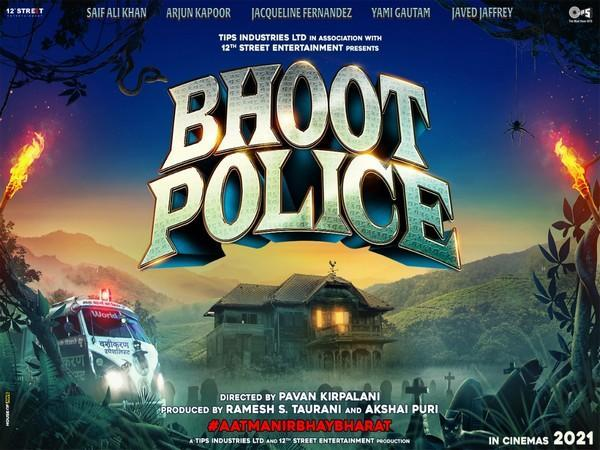 Poster of the film 'Bhoot Police'. (Image Source: Instagram)