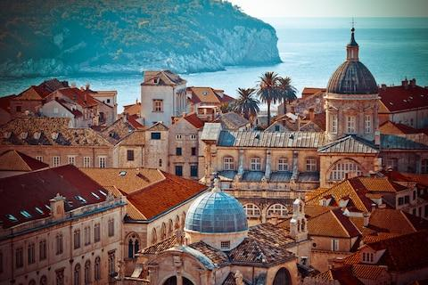 Dubrovnik has become increasingly popular after appearing in the hit HBO show Game of Thrones - Credit: Getty