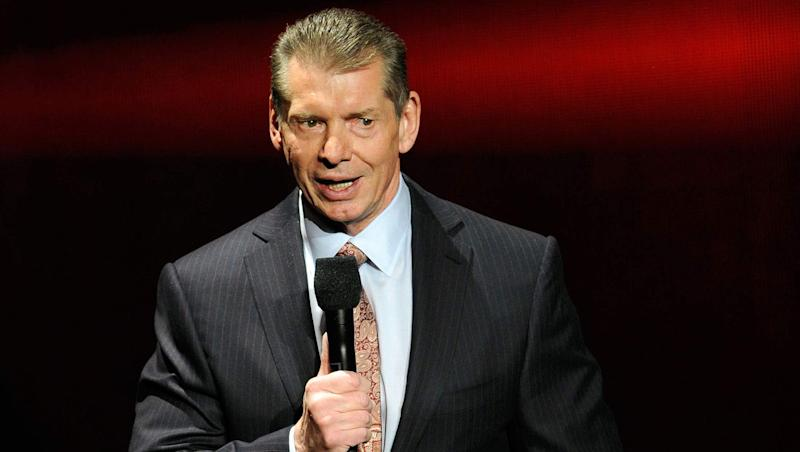 Vince McMahon to Sell WWE Shares Through Morgan Stanley