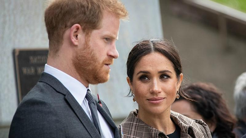 Meghan and Harry may choose to spend increasing amounts of time overseas following their continued PR woes. Photo: Getty Images