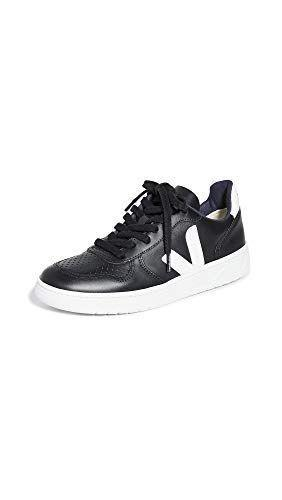 """<p><strong>Veja</strong></p><p>amazon.com</p><p><strong>$150.00</strong></p><p><a href=""""https://www.amazon.com/dp/B07SNDK6M1?tag=syn-yahoo-20&ascsubtag=%5Bartid%7C2140.g.36063460%5Bsrc%7Cyahoo-us"""" rel=""""nofollow noopener"""" target=""""_blank"""" data-ylk=""""slk:Shop Now"""" class=""""link rapid-noclick-resp"""">Shop Now</a></p><p>If living a more sustainable lifestyle was one of your New Year's resolutions, look no further than Veja. The shiny vegan leather finish adds a cool vibe to any classic look.</p>"""