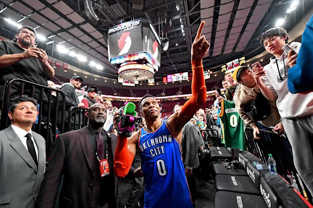 It's the end of an era for the Oklahoma City Thunder (Photo by Alika Jenner/Getty Images)