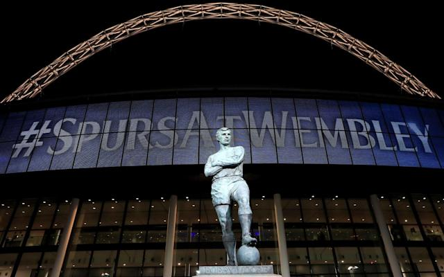 Spurs Wembley move in doubt after club asks for more time to clarify new stadium costs