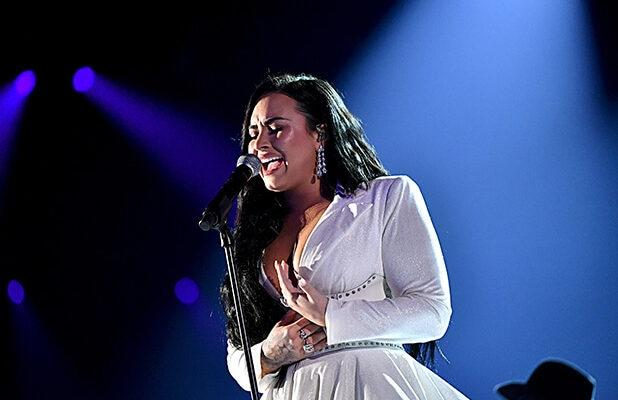 Super Bowl Betting Upheaval: Over/Under on Demi Lovato's National Anthem Time Nosedives After Rehearsal (Exclusive)