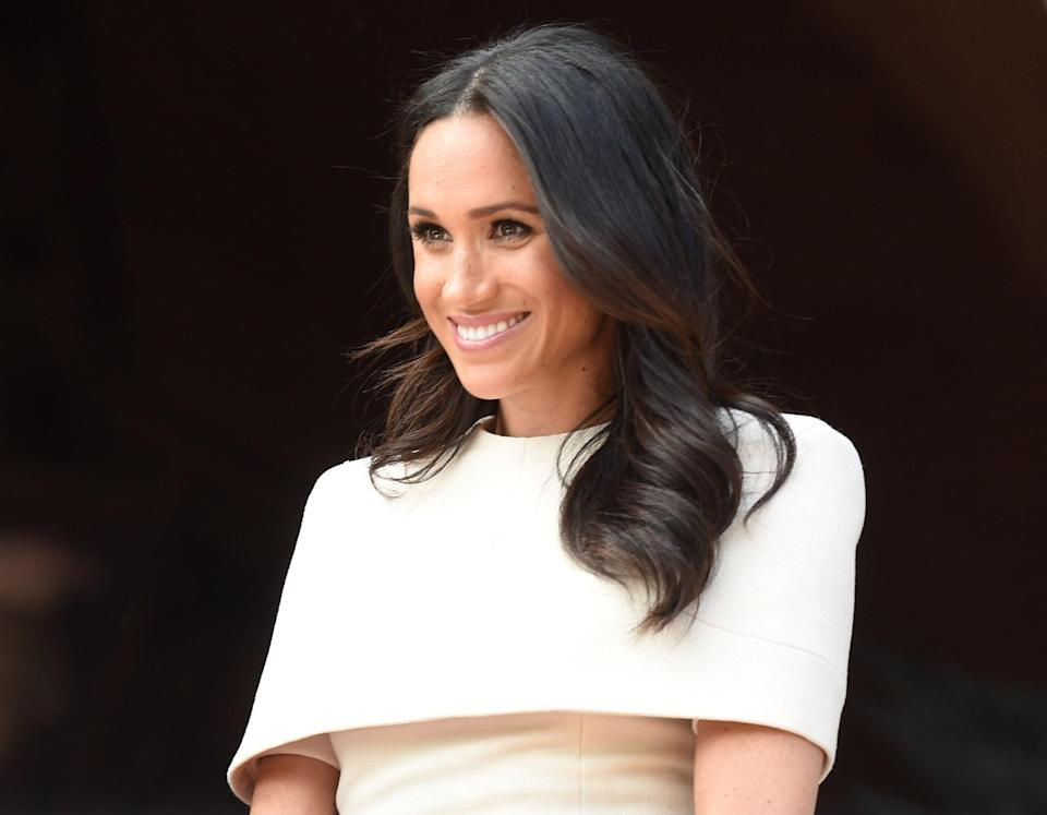 Meghan Markle makes cake to thank group of women in Chicago (Getty Images)