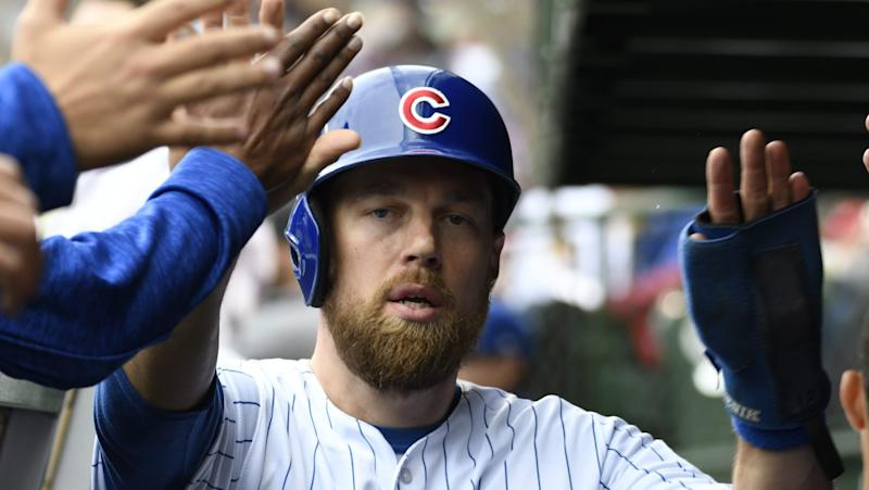 Cubs' Ben Zobrist, wife Julianna file for divorce