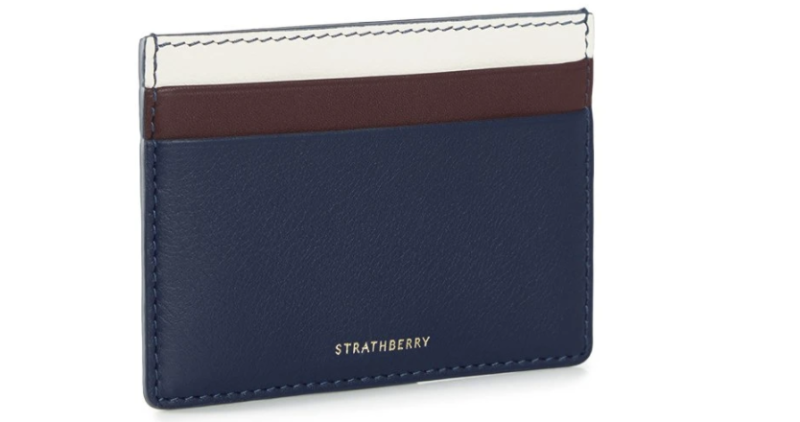 Strathberry cardholder, £80. PHOTO: Strathberry