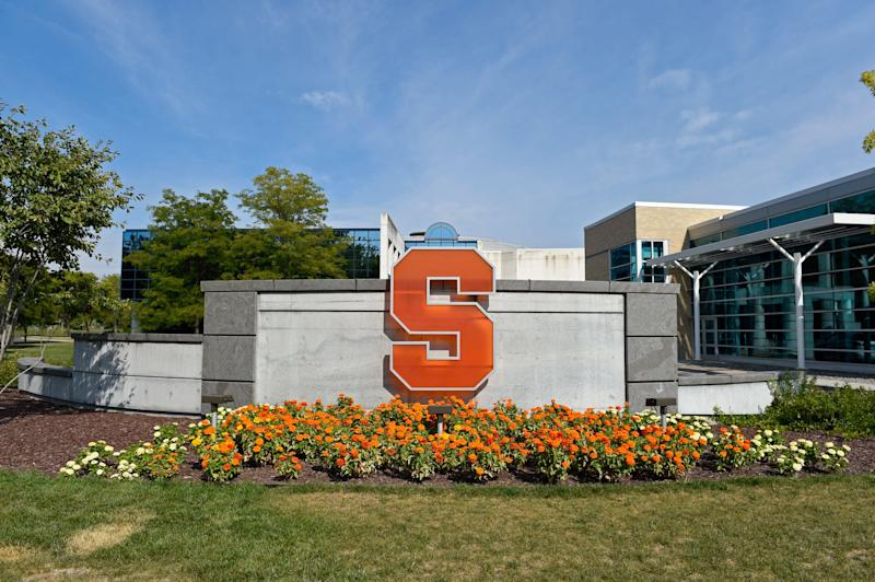 Syracuse University has been troubled by racist incidents.