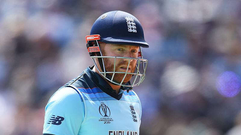 Jonny Bairstow doesn't think the boos have much effect on the Aussie players. Pic: Getty