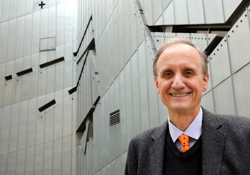 Director of the Jewish Museum in Berlin Peter Schaefer quit following mounting pressure over a tweet